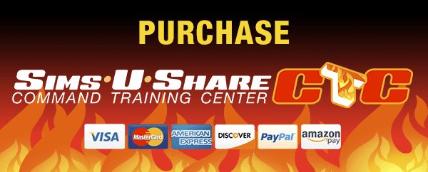 Purchase SimsUshare Fire Simulator Command Training Center