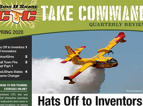 Take Command Spring 2020 Issue Fire Department Newsletter