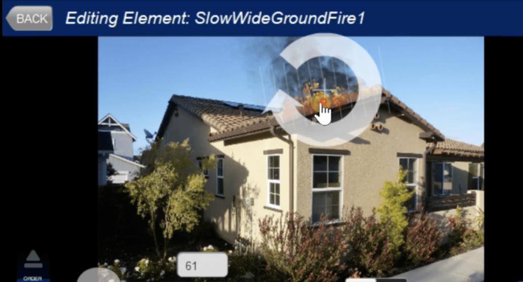 #1 Fire Simulator