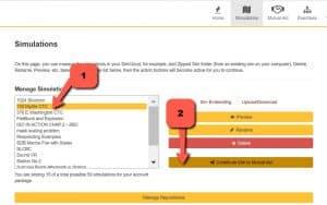 Contribute sim to mutual aid button